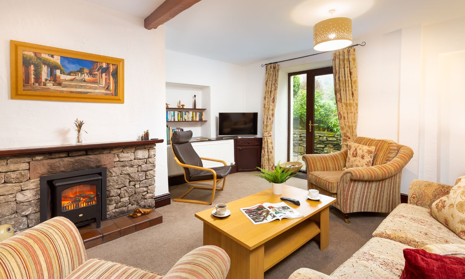 Old Barn Cottage | Lake District Cottages | Sizergh House ...